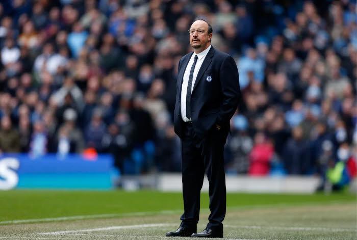 Benitez, Chelsea
