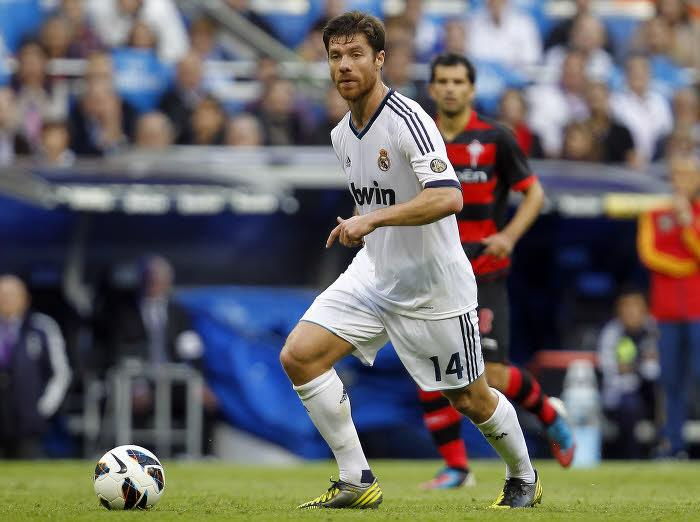 Xabi Alonso, Real Madrid