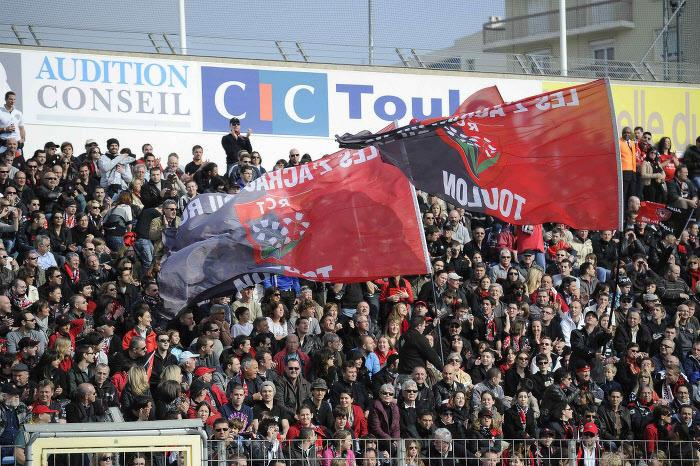 Supporters RCT Mayol