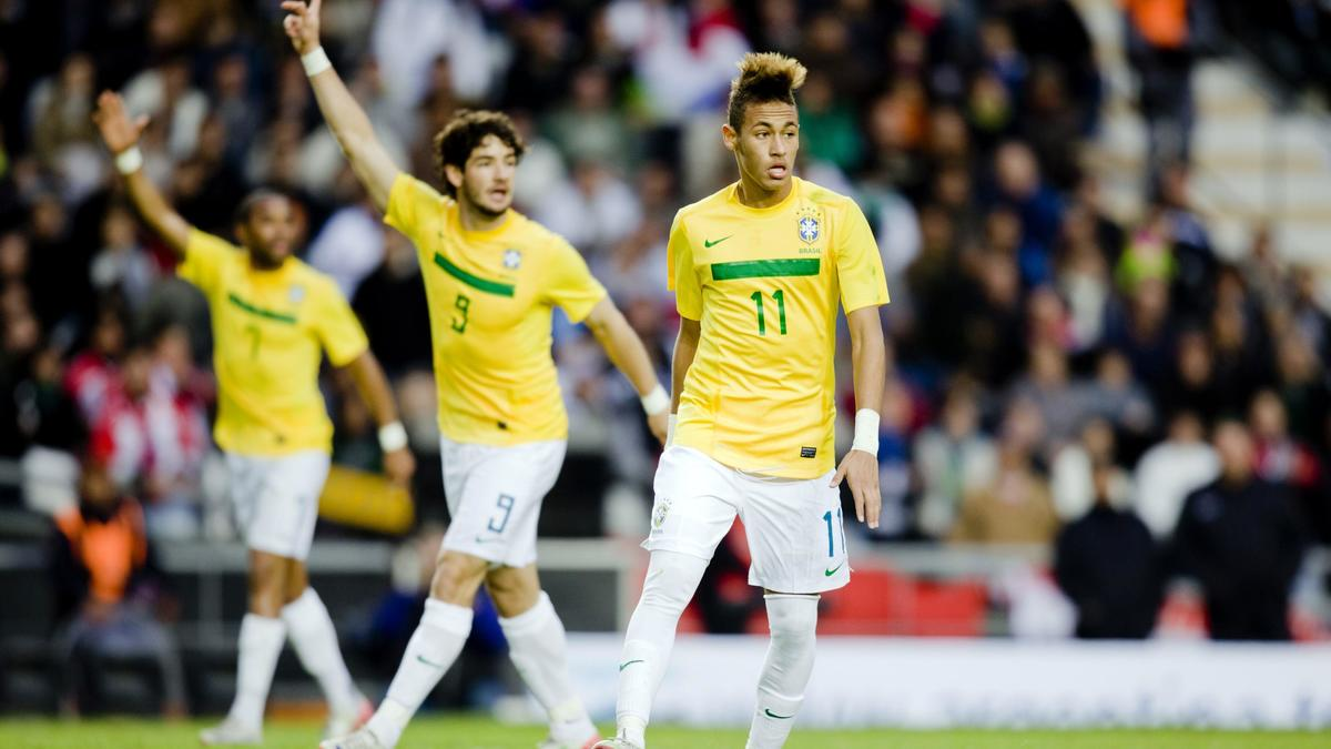 Neymar - Pato