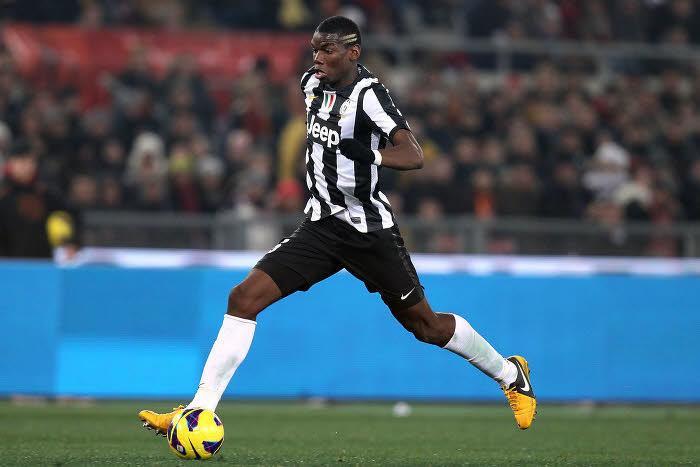 Pogba, Juventus Turin