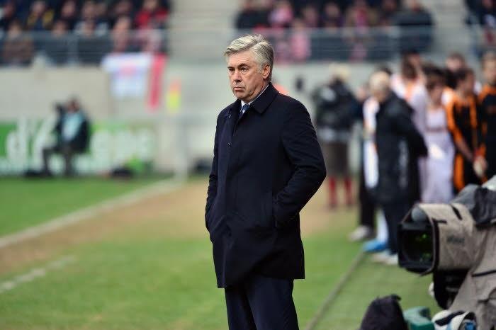 Ancelotti : «Le Real Madrid et le PSG n'ont pas la même histoire»