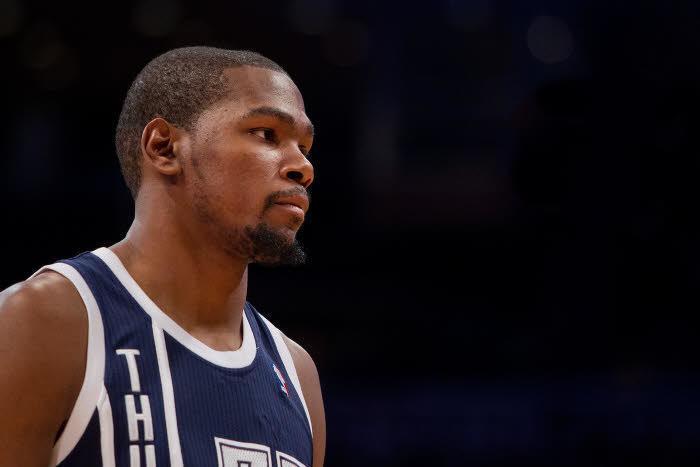 Durant, Thunder