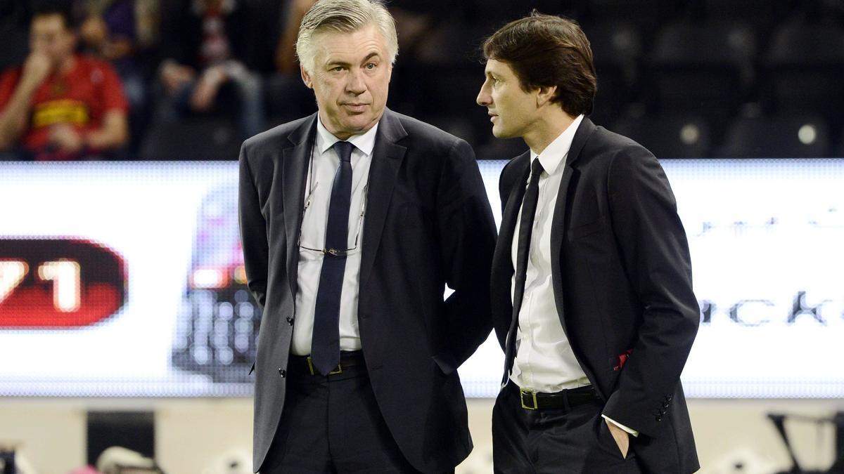 Carlo Ancelotti - Leonardo