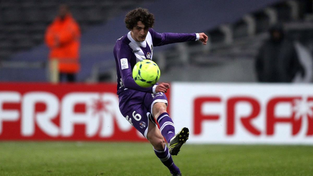 Adrien Rabiot - Toulouse