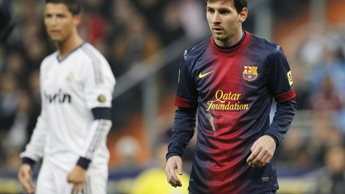 Messi - Ronaldo