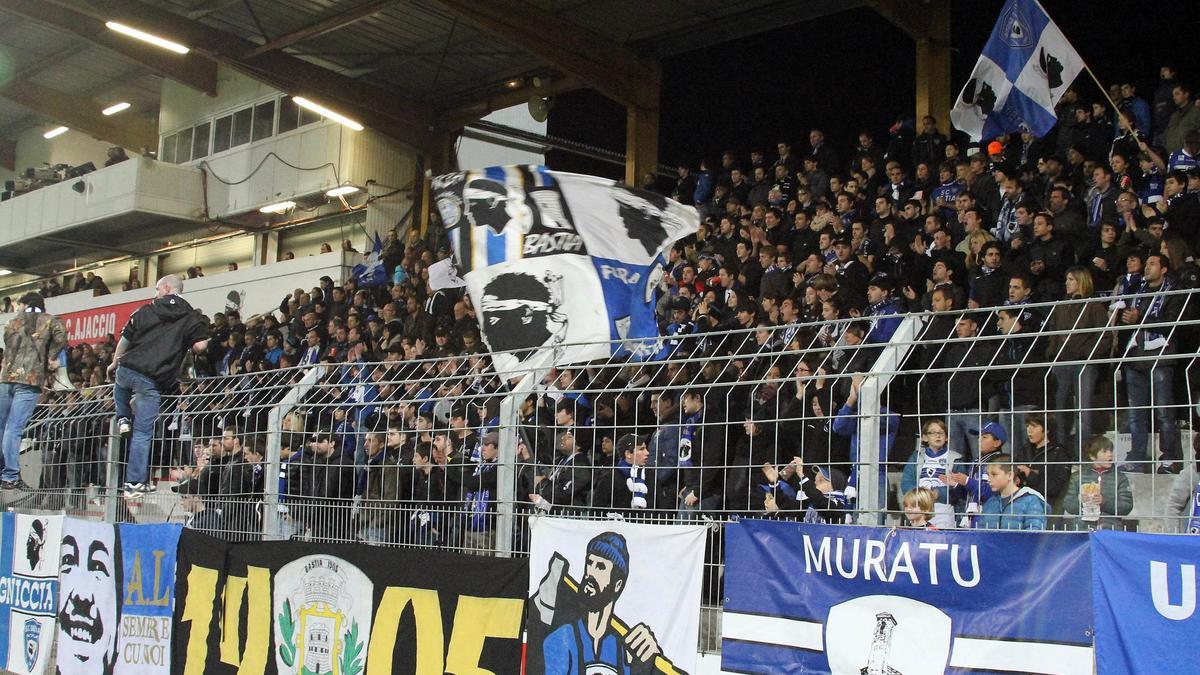 Supporters Bastia