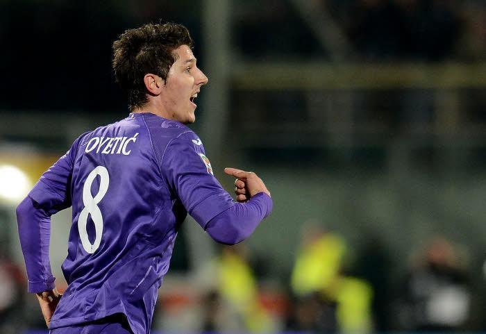 Jovetic, Fiorentina