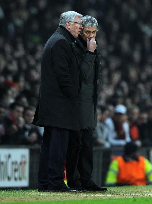 Sir Alex Ferguson, José Mourinho