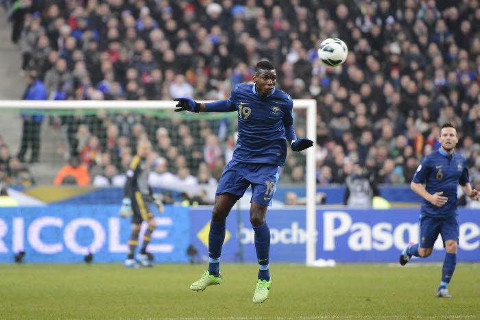 Pogba, Equipe de France