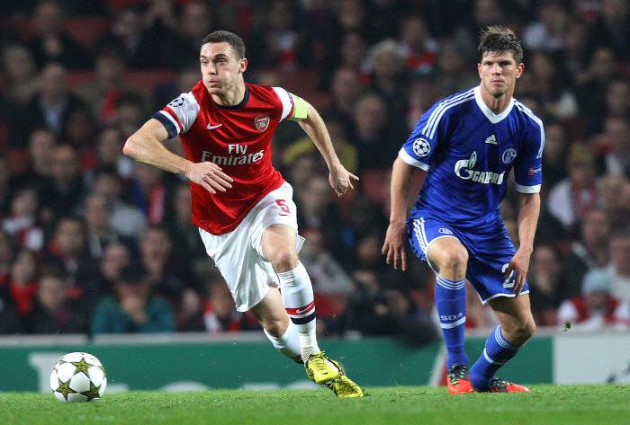 Thomas Vermaelen, Arsenal