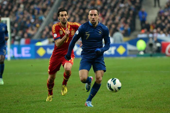 Franck Ribéry, Equipe de France
