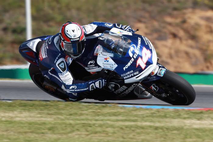 Randy de Puniet, moto GP