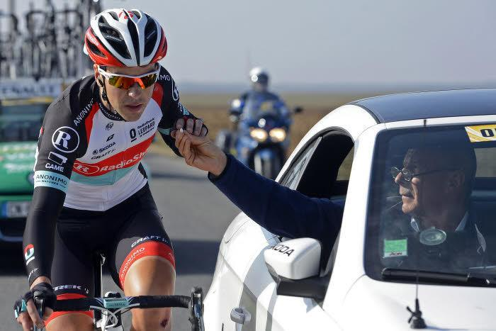 Tony Gallopin, Tour des Flandres