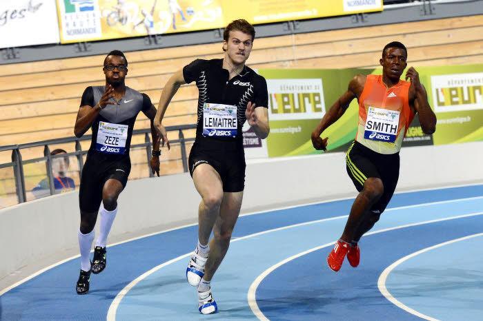 Christophe Lemaitre, Athlétisme