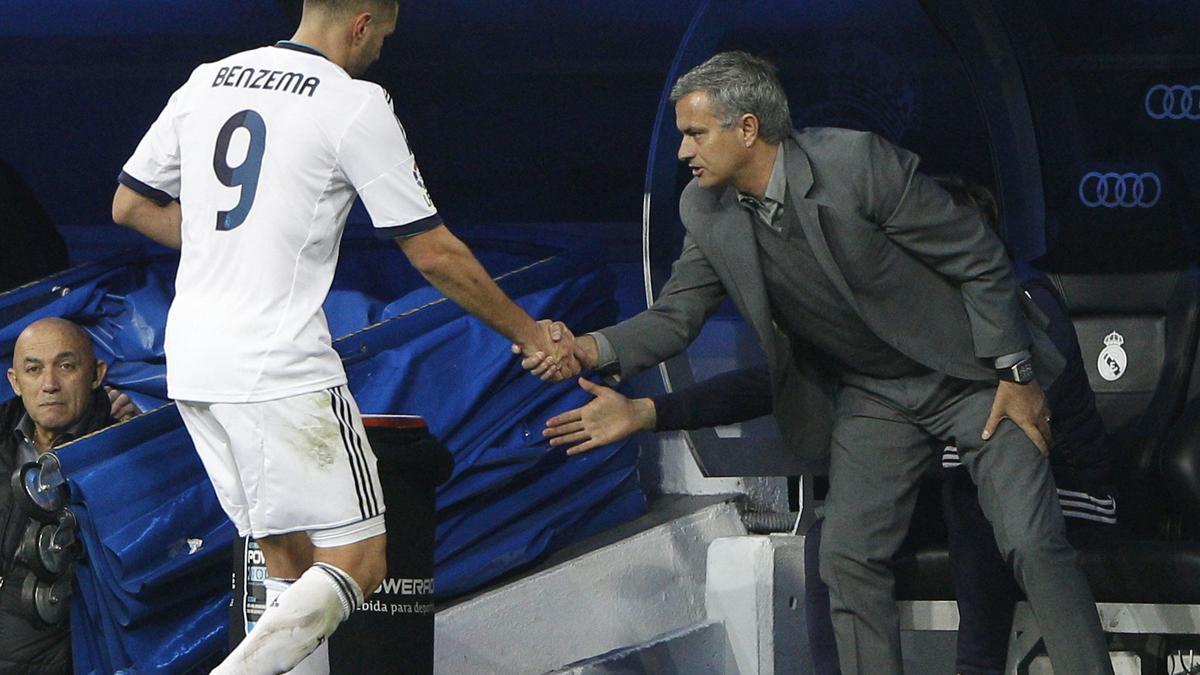 Benzema est-il un grand joueur ? La réponse de Mourinho !