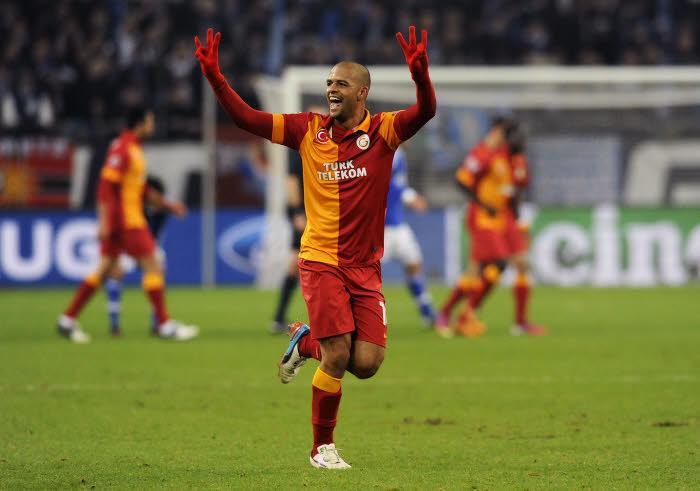 Felipe Melo, Galatasaray