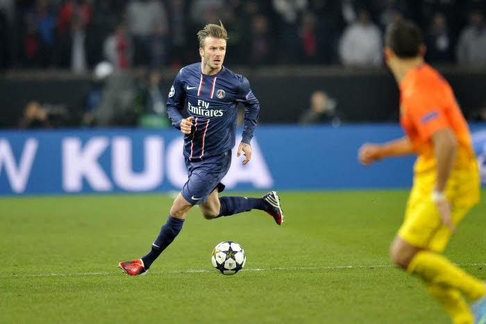 David Beckham, PSG