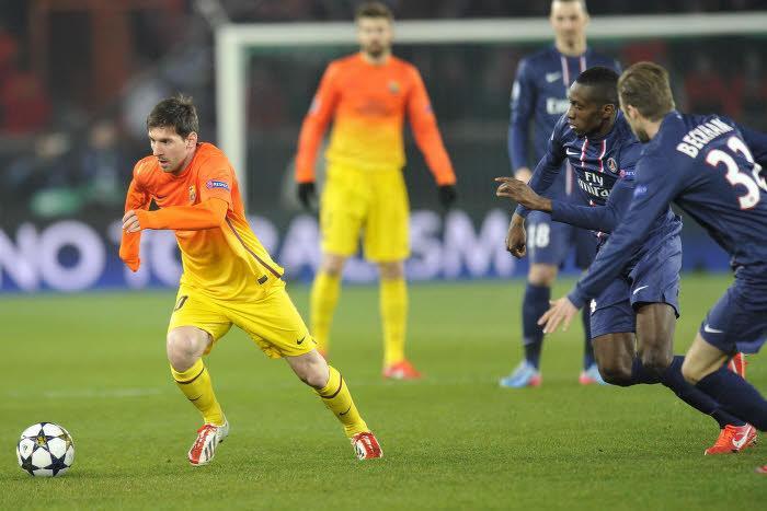 Messi, Barça