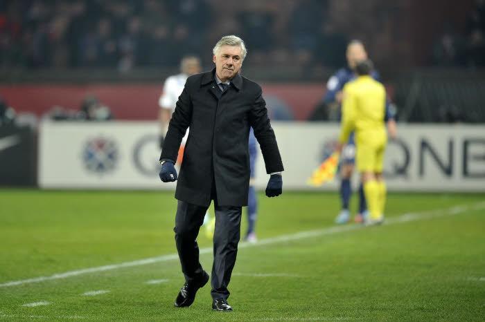 Ancelotti, PSG