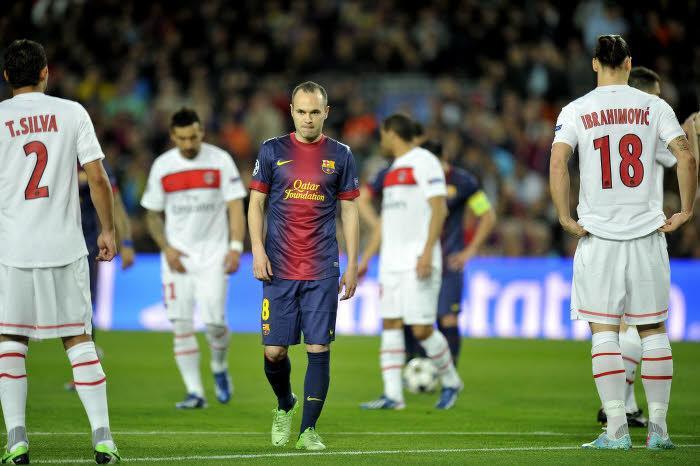 PSG-Barcelone
