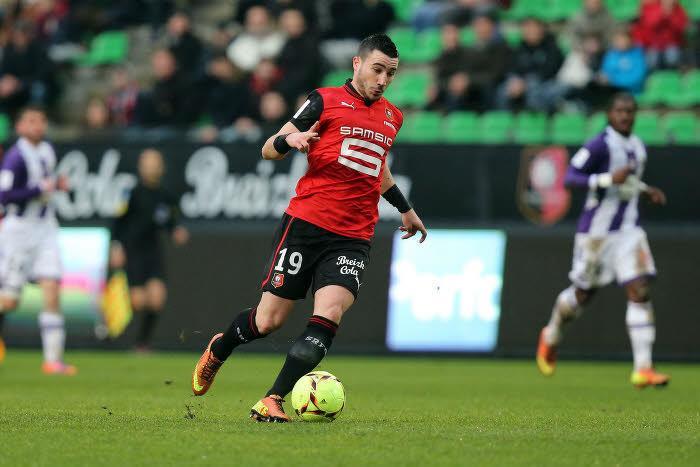 Romain Alessandrini, Rennes