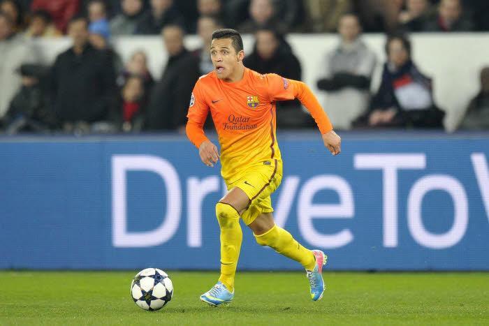 Alexis Sanchez - FC Barcelone