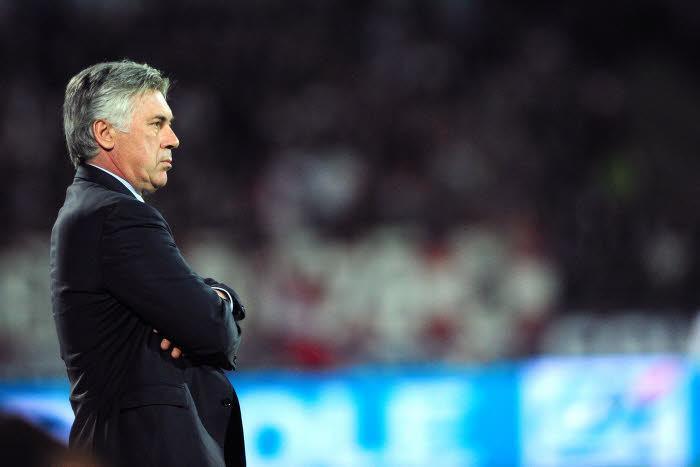 Carlo Ancelotti, PSG