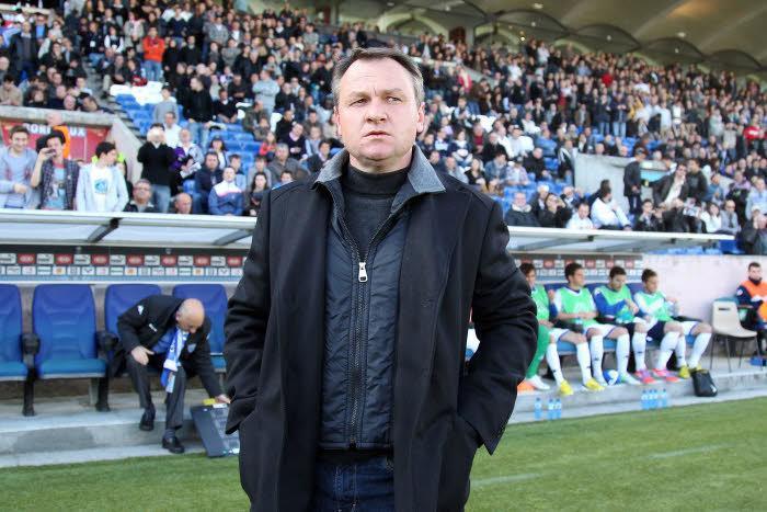 Frédéric Hantz, SC Bastia