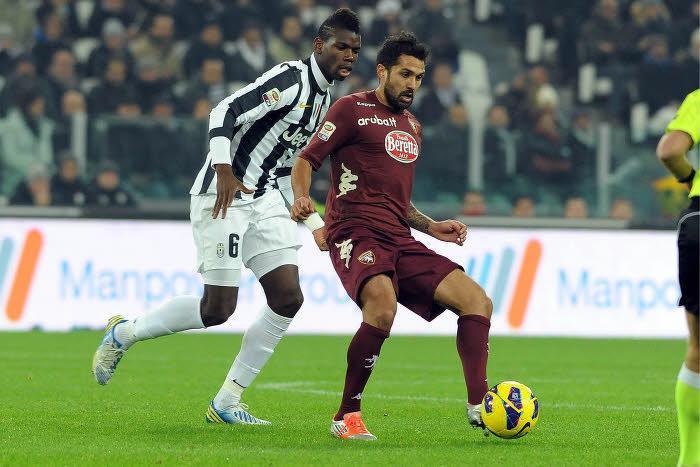 Le derby turinois entre la Juventus et le Torino