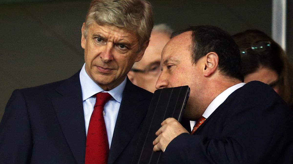 Wenger - Benitez