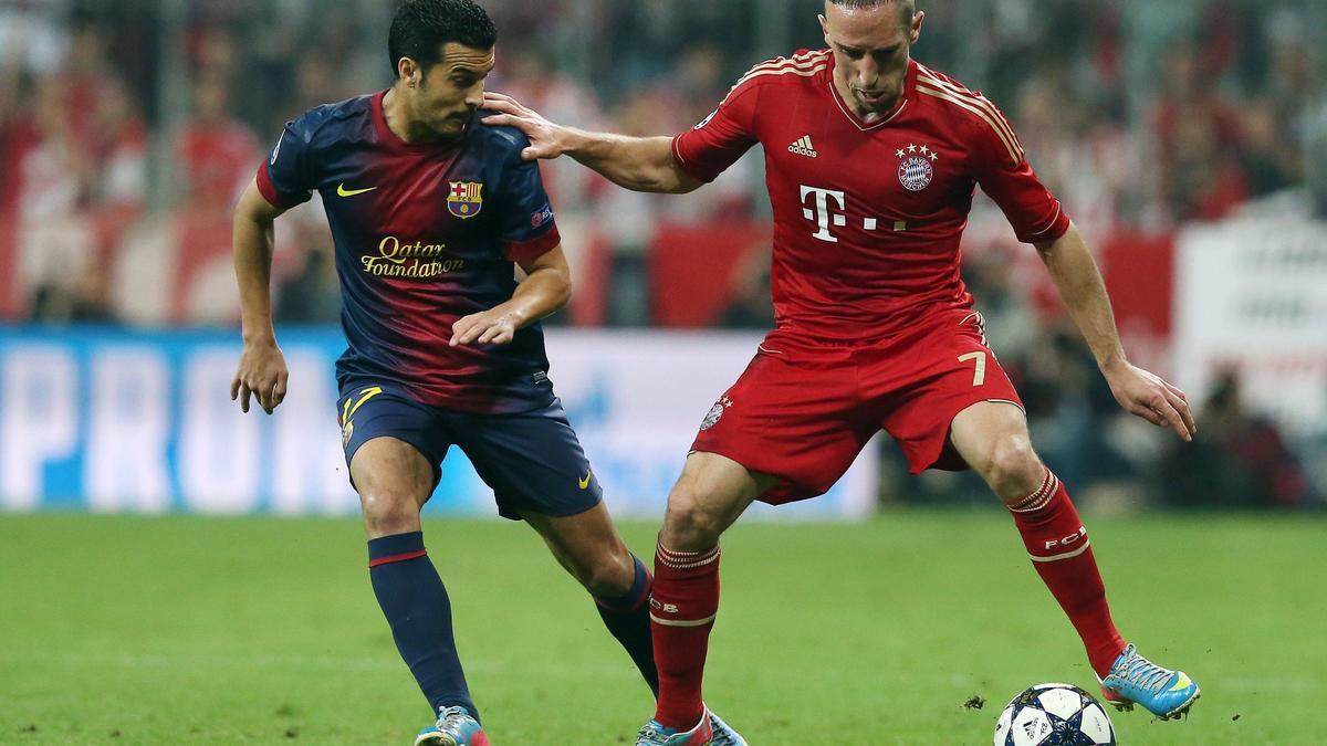 Bayern - Barcelone