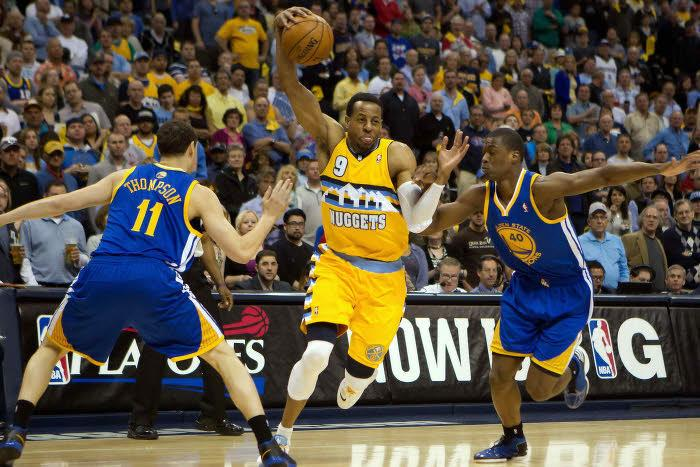 André Iguodala, Denver Nuggets