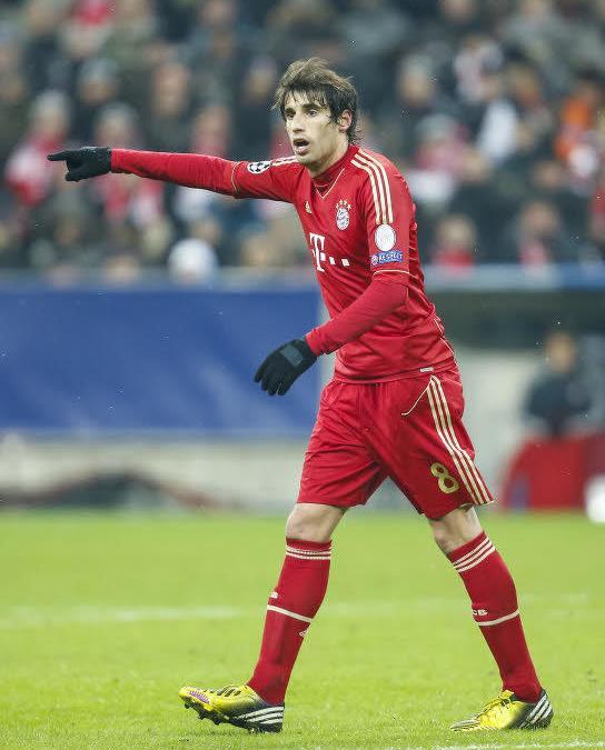 Javi Martinez, Bayern