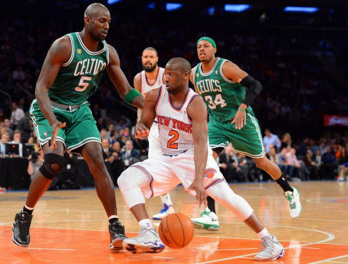 Kevin Garnett, Boston Celtics