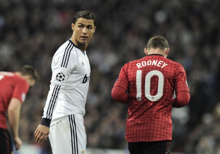 Manchester United : 70M� + Rooney pour Ronaldo ?