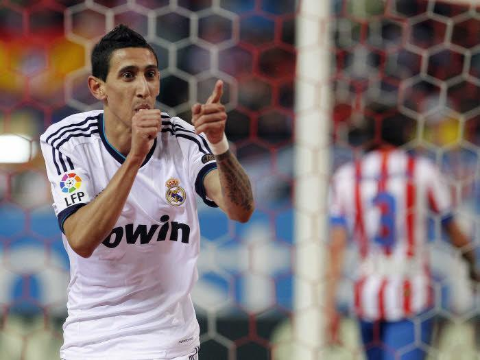 Angel Di Maria, Real de Madrid