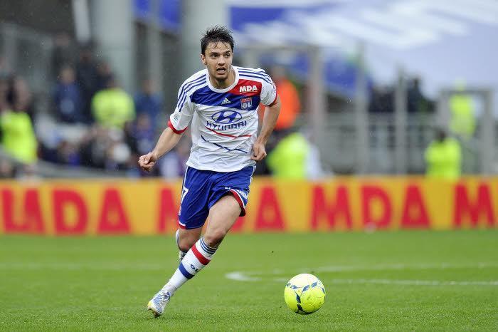 Clément Grenier, OL