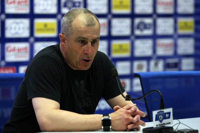 Alain Casanova - Toulouse FC