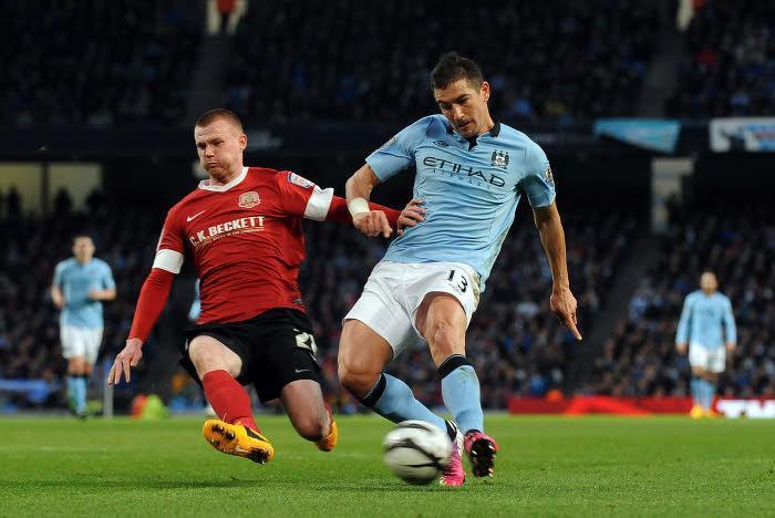 Alexsandr Kolarov, Manchester City