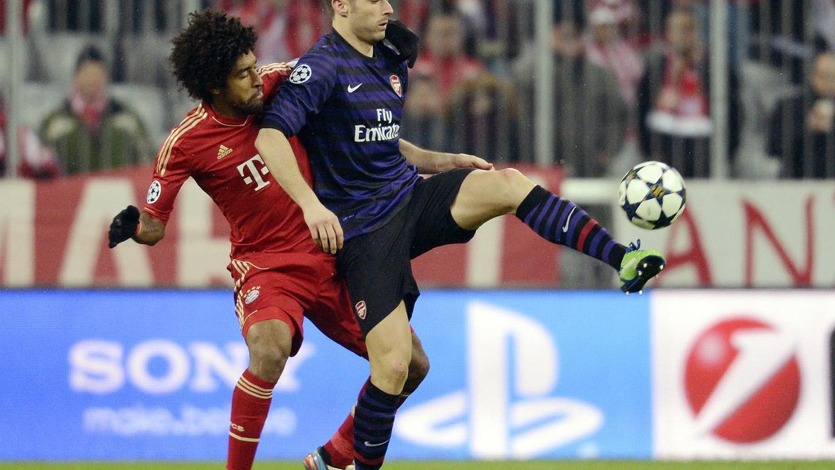 Giroud - Bayern Munich