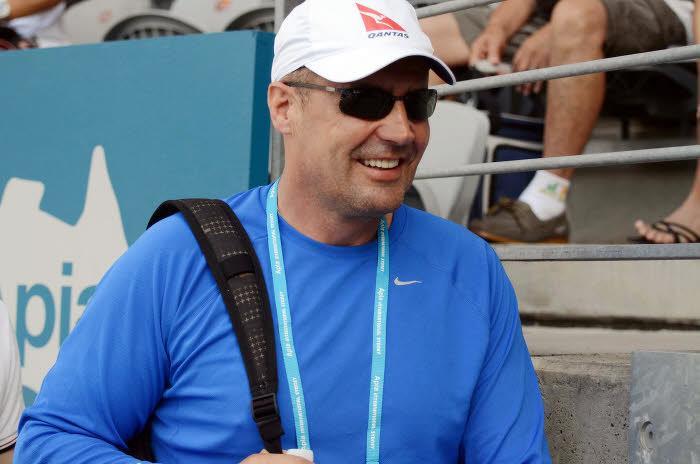 John Tomic, le père de Bernard Tomic