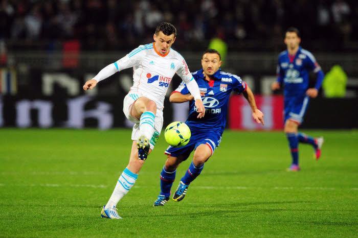 Joey Barton, Olympique de Marseille