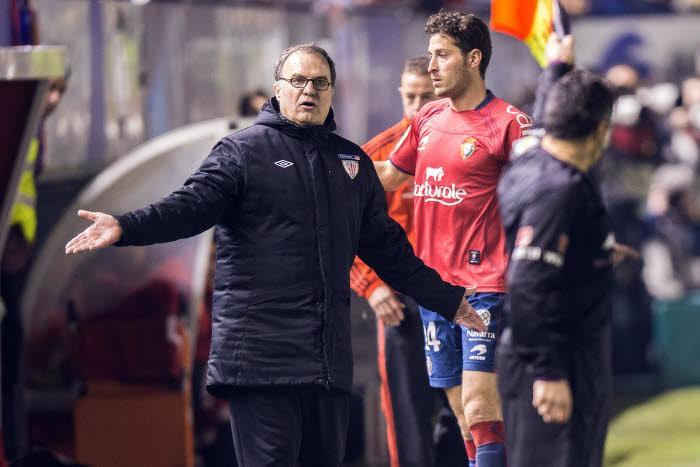 Marcelo Bielsa, Athletic Bilbao