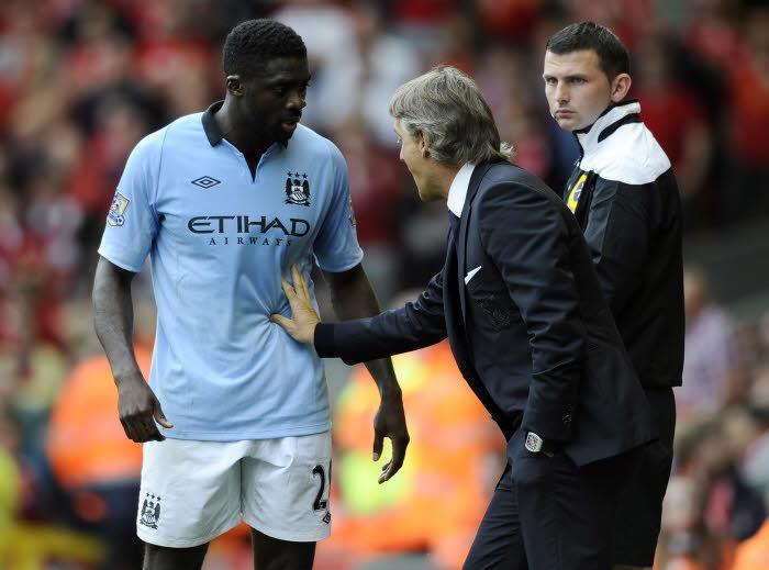 Kolo Touré, Manchester City