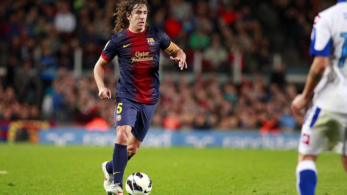 Carles Puyol, FC Barcelone