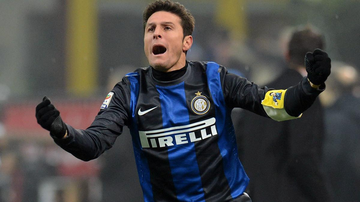 Javier Zanetti, Inter Milan
