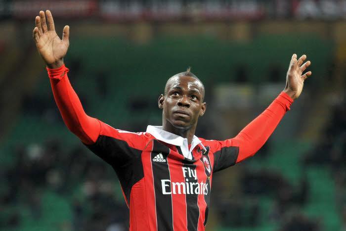 Raiola : «Difficile de retenir Balotelli au Milan AC»