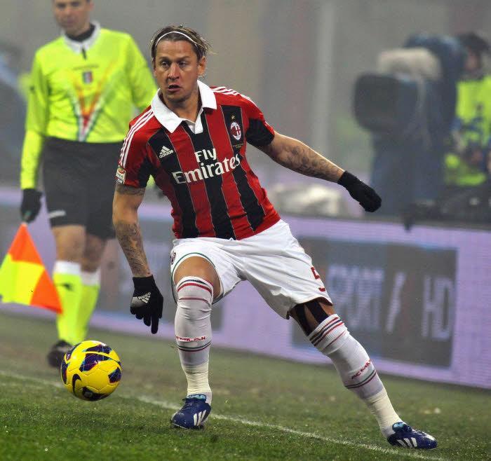 Philippe Mexès, Milan AC