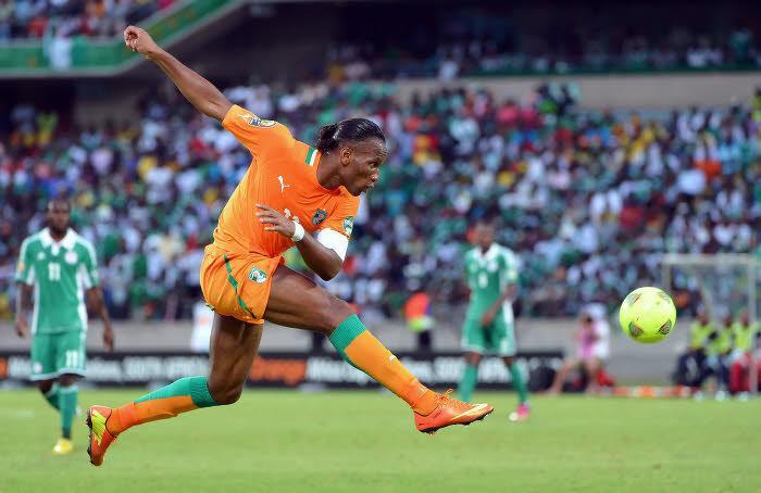 Didier Drogba aura fort à faire face au Sénégal de Demba Ba et Papiss Cissé
